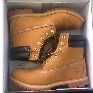 Female Timberland Boots